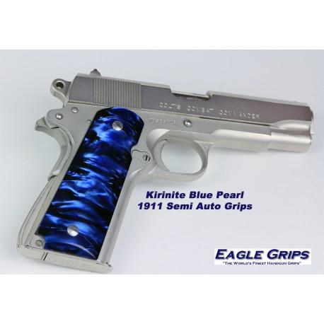 Kimber Micro 9 Blue Pearl Kirinite® Grips
