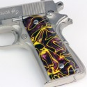 1911 Kirinite® Ultra Violet Grips