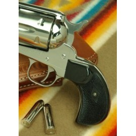 Ruger Birdshead BLACK POLYMER Gunfighter Grips
