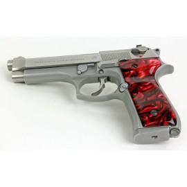 Beretta 92/M9 Series Kirinite® True Blood Grips