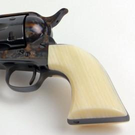 Colt SAA Kirinite Ivory Grips