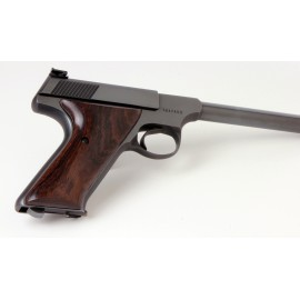 Colt Woodsman 3rd Gen. East Indian Rosewood Grips Smooth