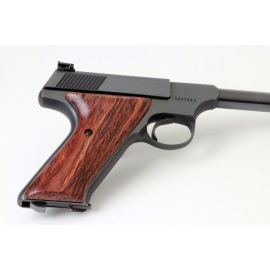 Colt Woodsman Third Generation Cocobolo Grips Smooth
