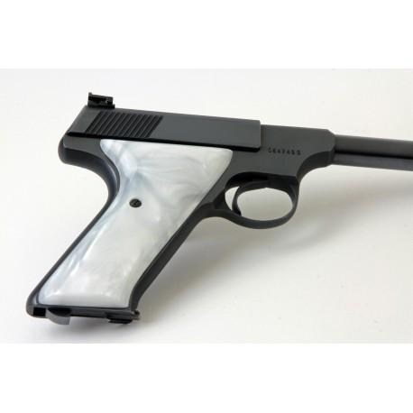 Colt Woodsman Third Generation Kirinite® White Pearl Grips Smooth