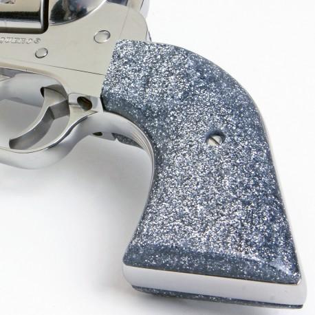 "Ruger ""Old"" Vaquero Kirinite® Silver Stardust Gunfighter Grips"