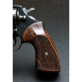 Classic Rosewood Colt Diamondback & Detective Grips