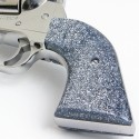 Ruger Bisley Gunfighter Kirinite® Silver Stardust Grips