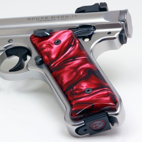 Ruger Mark IV True Blood Kirinite Grips
