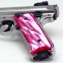 Ruger Mark IV Kirinite® Atomic Pink Grips