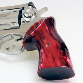 Ruger GP 100 & Super Redhawk Kirinite® Red Pearl Classic Grips
