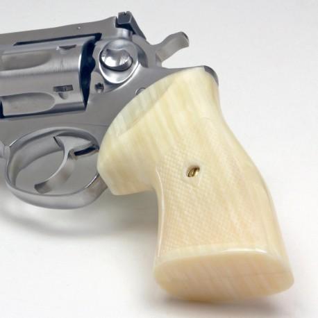 Ruger GP 100 & Super Redhawk Kirinite® Ivory Classic Grips