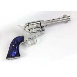 Ruger OLD Vaquero Blue Kirinite Gunfighter Grips