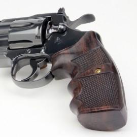 Colt Python Finger Position Grips Checkered