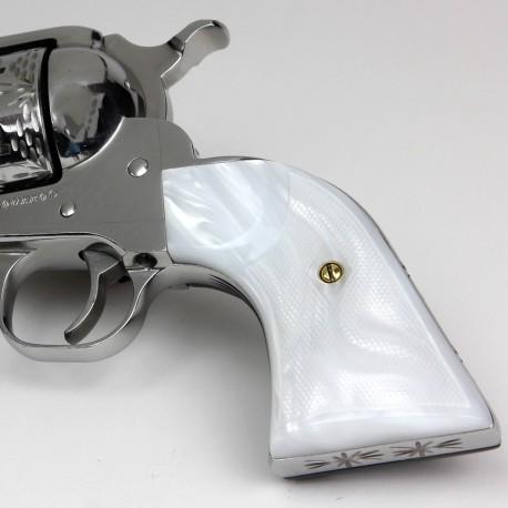 Ruger Wrangler Gunfighter Kirinite® White Pearl Grips