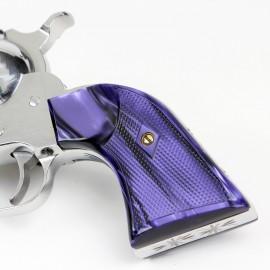Ruger Wrangler Gunfighter Kirinite® Wicked Purple Grips
