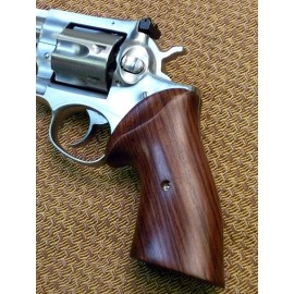 Ruger GP100 & Super Redhawk Rosewood Classic Grips Smooth