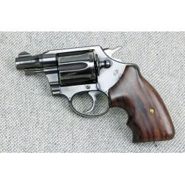 Colt pre '66 D-frames - Genuine Rosewood Secret Service Grips - SMOOTH