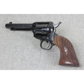 Colt .22 New Frontier Checkered Rosewood Grips