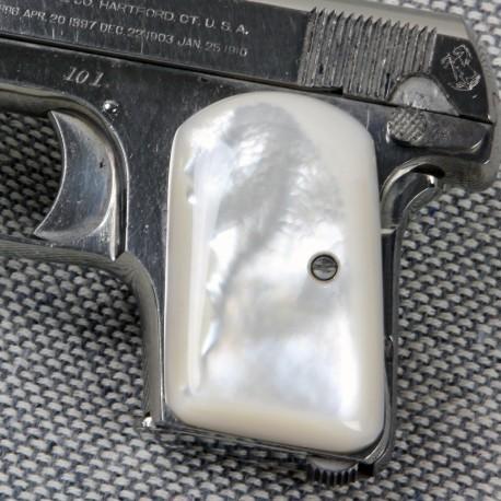 Colt Pocket Model .25 Caliber Grips (1903)