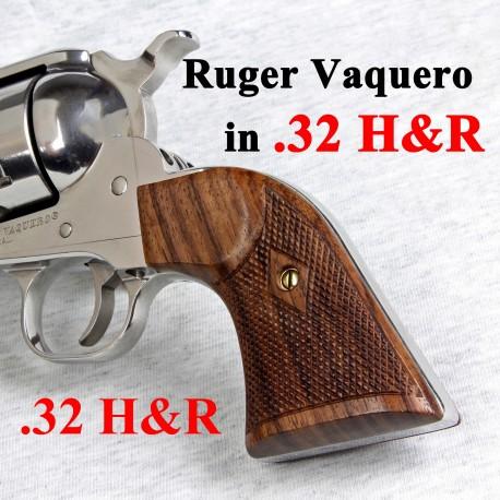 "Ruger .32 H&R ""Baby"" Vaquero Grips"