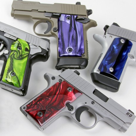Colt 1911 Grips (2) - Eagle Grips, Inc  - The World's Finest Handgun